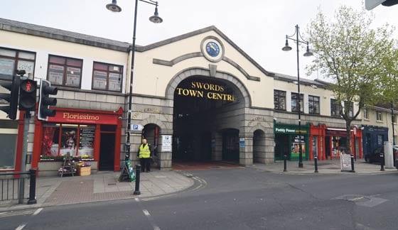 Swords town centre