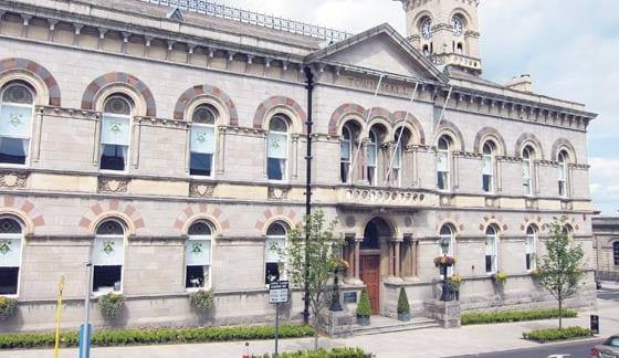 Dun Laoghaire Rathdown CC Offices