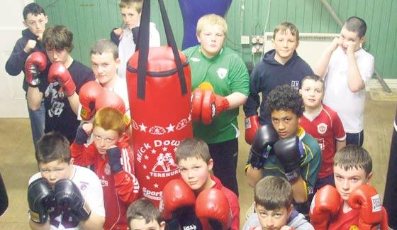 Swords Boxing Club