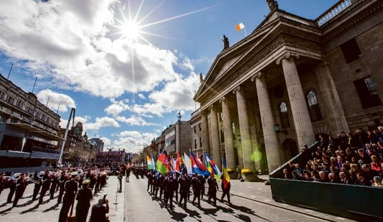 The short play GPO 1818 will mark the bicentenary of the iconic Dublin building