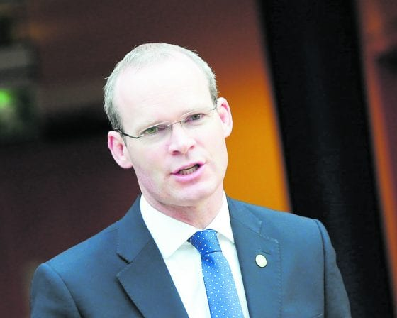 "Simon Coveney: ""He's a committed, hardworking man"""