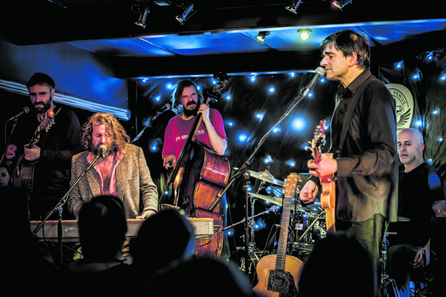 Hothouseflowers Speak To Gazette Music