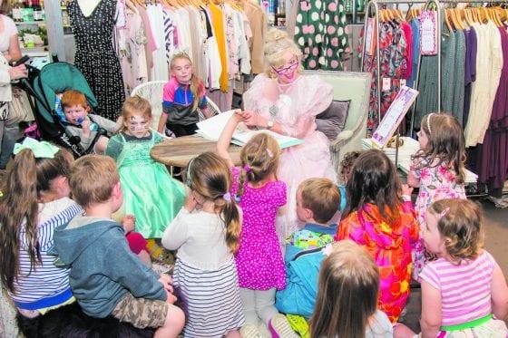 Real-life princess unveils Fairy Garden in Malahide