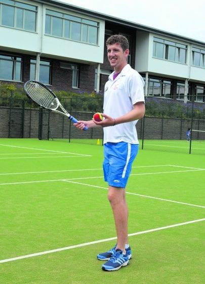 83b4343da40d5 Netting new skills at a summer camp - Dublin Gazette Newspapers ...