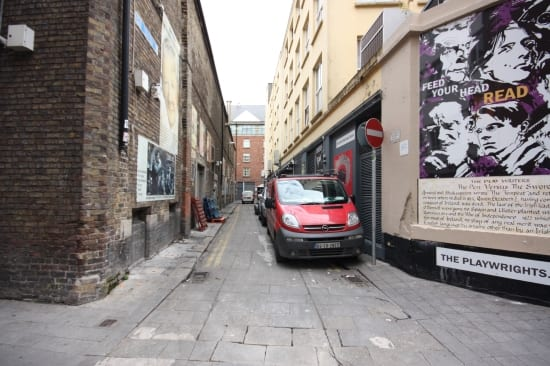 Adair Lane, Temple Bar
