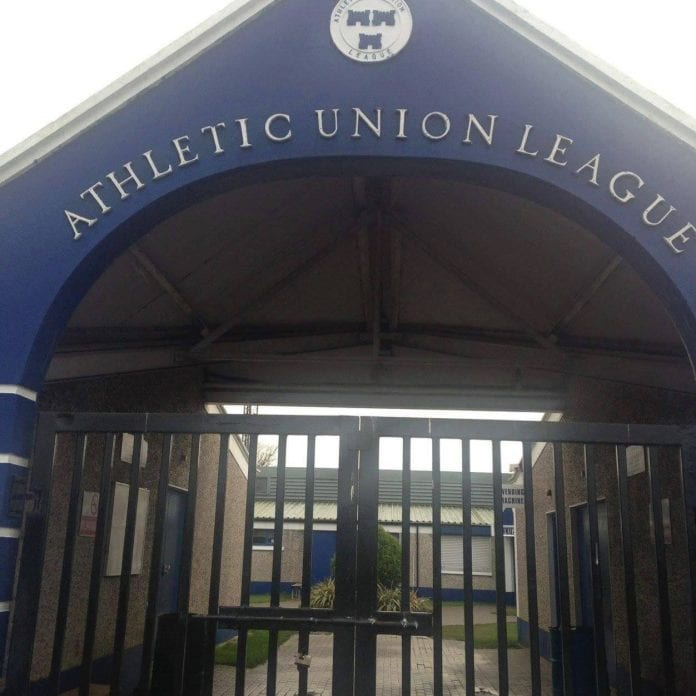 Izzy Dezu was playing at the AUL Complex in Clonshaugh for Shelbourne when he collapsed during the second half of the game