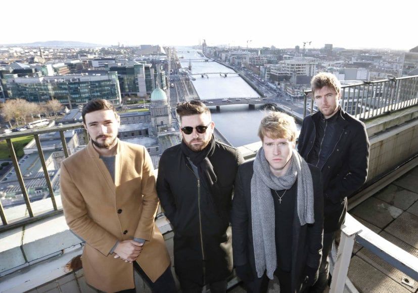 Kodaline will headline Dublin's New Year Festival
