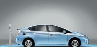 Toyota Plug-in Hybrid