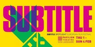 Subtitle Film Festival poster