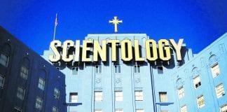 Scientology HQ building, California