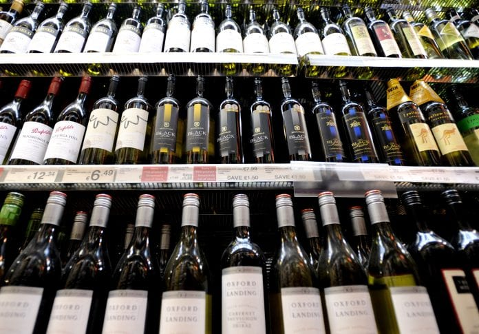 The Irish Wine Association worries that the bill's provisions will cause a more limited variety of wines to be available in Ireland. Photograph: Sasko Lazarov/Photocall Ireland