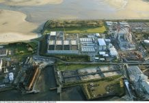 Ringsend wastewater treatment plant
