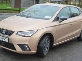 The new Seat Ibiza Xcellence