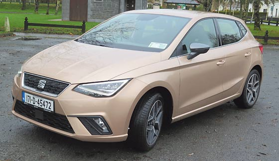 the new seat ibiza delivers fresh style with connectivity. Black Bedroom Furniture Sets. Home Design Ideas