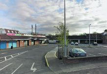 Old Bawn Shopping Centre