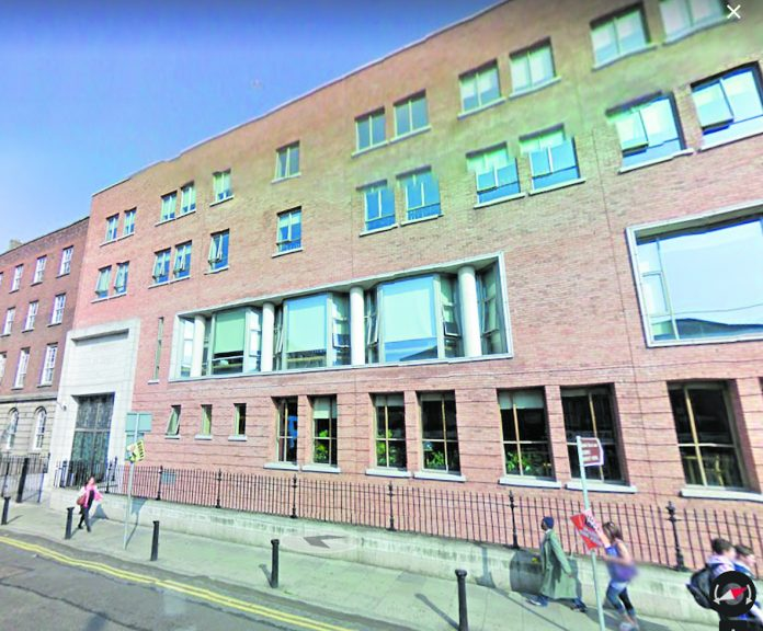 Belvedere College – one of several city centre schools to roll out the new programme. Picture: Google Maps