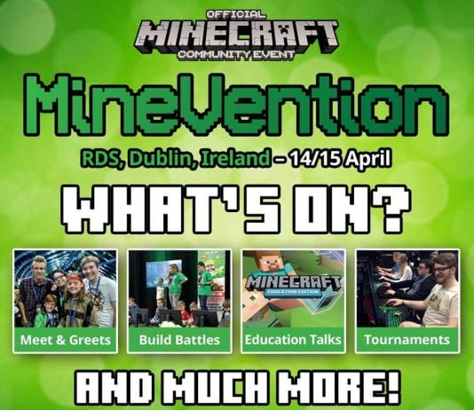 MineVention will be at the RDS on April 14 and 15.