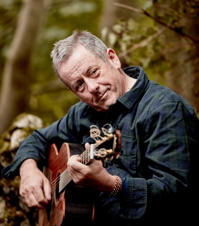 Luka Bloom will play the Pavilion Theatre in Dun Laoghaire this Friday