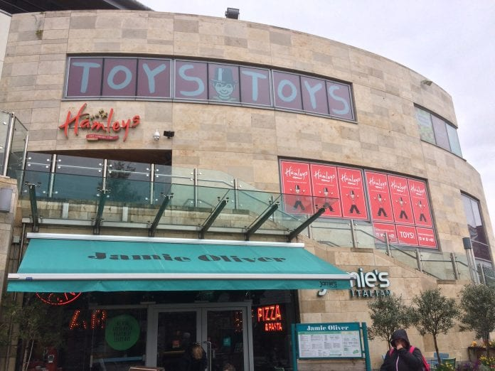 Hamleys Dundrum to close after 10 years