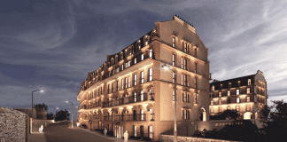 Proposed Kilternan development 'Golden Terrace'