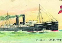 The RMS Leinster