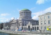 After ordering their brief detention over contempt, a judge at the Four Courts accepted a Balbriggan couple's apology and had them released. The couple were in court facing a battle over eviction from their home. Picture: Wikipedia