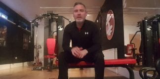 Keith Byrne of Byrne Fit has been nominated in the Best Gym category of 98fm's Best of Dublin Awards
