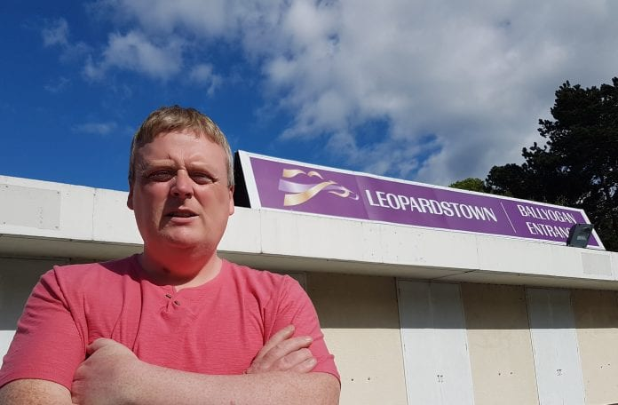 """Councillor Chris Curran told Dublin Gazette the land at the Leopardstown site is """"ideal"""" for housing"""