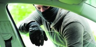 There are reports that cars are being broken into in Marlay Park and the problem is getting worse