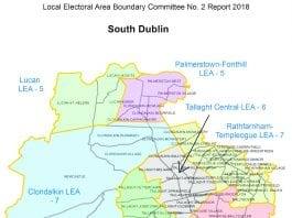 The revised Local Electoral Areas