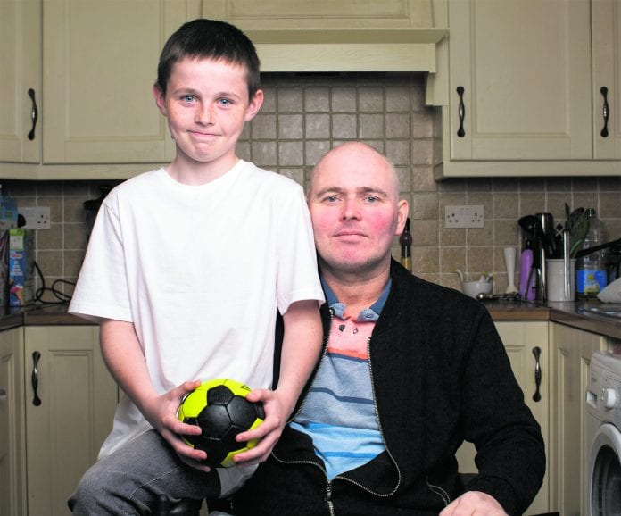 Billy Reilly, one of two brave Fingal men who shared their story on RTE