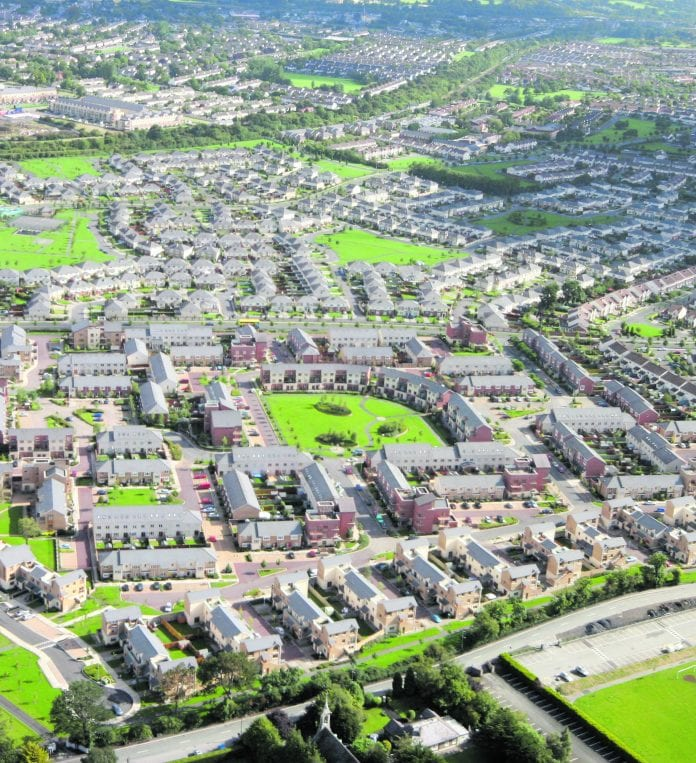Figures show the councils' spend on homes across the city was revealed by Darragh O'Brien's FOI request, with the Government's response to tackling the housing crisis drawing criticism