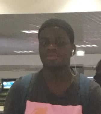 Denzel Ntamo missing from Ballybrack