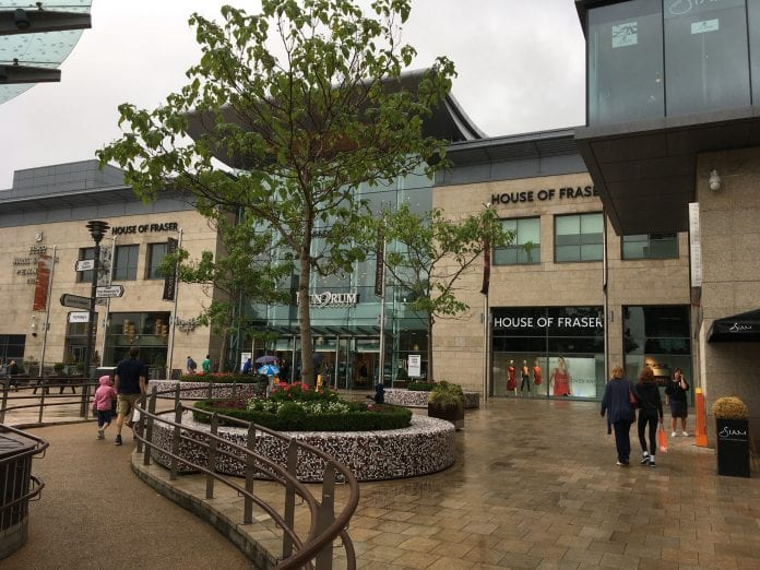 Gift cards at House of Fraser were suspended after Sports Direct acquired the department group