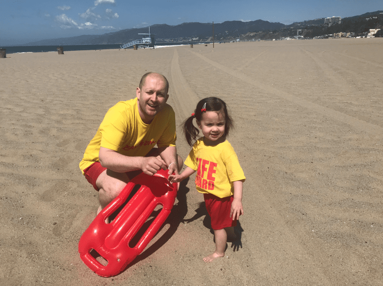 Not Just a Princess: Gavin and Jade on one of their days out