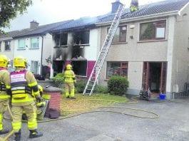 Tallaght house fire