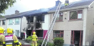 Tallaght house fire