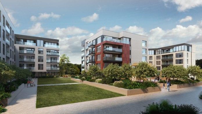 Proposed Carrickmines development