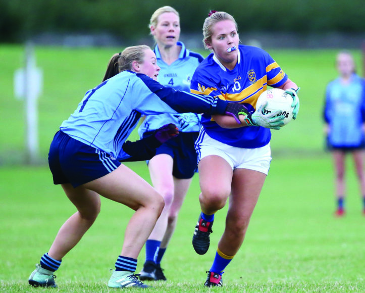 Mums disgust after photo of her 11-year-old son playing GAA