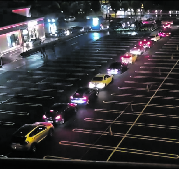 aae37c0bff718 Krispy Kreme in Blanchardstown rolls back its 24-hour opening