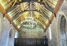 Swords Castle Chapel