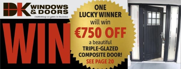 Now Closed Win 750 Off A Triple Glazed Composite Door With Dk
