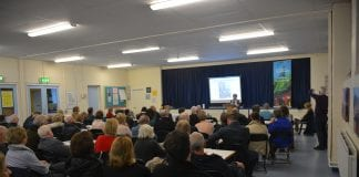 Imagine Dundrum's information meeting last week
