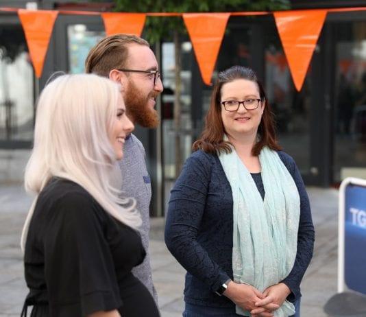 Dublin contributors Amy Feeney, Adam Fanning from Mannings Bakery and Caitríona Redmond feature on tonight's show