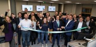 ReliaQuest Dublin Grand Opening