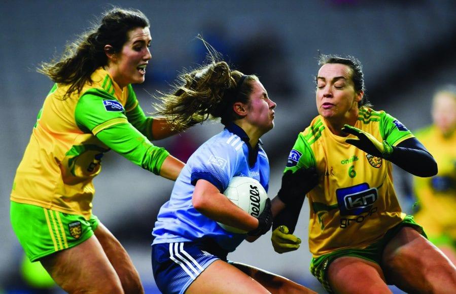 5e75b9137e94 Dublin v Donegal - Lidl Ladies NFL Division 1 Round 1 - Dublin ...