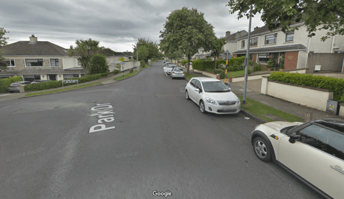 Park Drive, Cabinteely. Photo: Google Maps