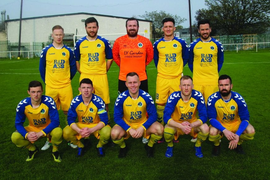 9100aa46228 Bluebell United are through to the Metro Cup final. Picture  Anto O Brien