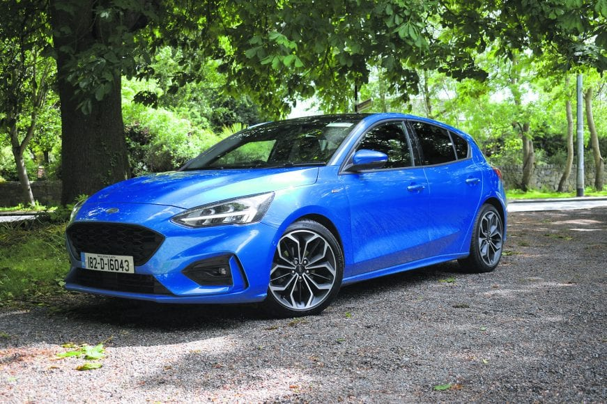 Sporty New Ford Focus St Line Promises More Style And Space