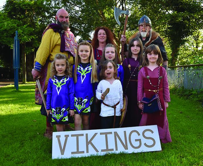 40ft-long Viking longship set to star at Lucan Festival